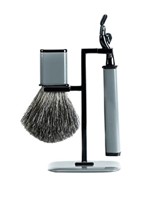 Wilouby Axwell USA RBS Series Shaving Set (Gray)
