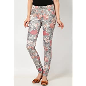 Multi Printed Stretchable Leggings