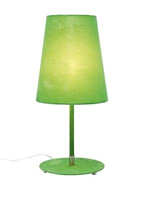 Kare Design Lámpara De Mesa Velvet Pop Verde