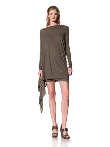 RICK OWENS Women's Tunic (Dark Dust)