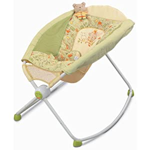 Fisher-Price Newborn Rock 'N Play Sleeper