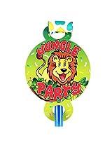 Funcart Jungle Party theme blowouts 6 pcs pack