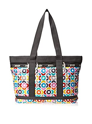 LeSportsac Women's Medium Travel Tote, Key Largo