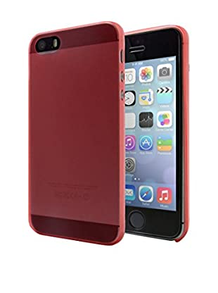 Unotec Hülle Antishock TPU Slim iPhone 5/5S rot