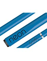 9mm Cue-Tip Multi Weight Non Wood All Graphite Fiberglass Composite Cue Stick (Blue)