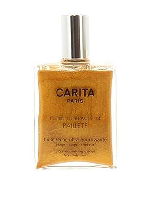 Carita Trockenöl Fluide De Beauté Pailleté 50 ml, Preis/100 ml: 47.9 EUR