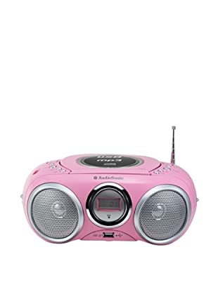 Audiosonic Radio Cd-Mp-3 Boombox