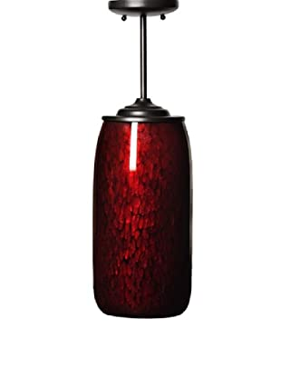 Thumprints Galaxy Pendant Lamp (Red)