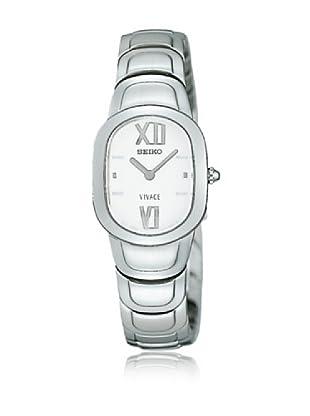 SEIKO Reloj con movimiento cuarzo japonés Woman SUJ537P1 22 mm