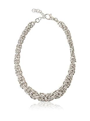 ETRUSCA Halskette 46.99 cm silberfarben