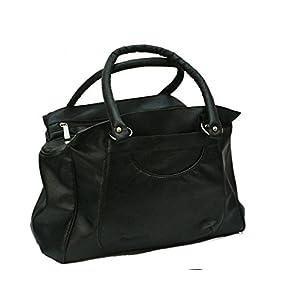 S D Stylish Women Handbag Black