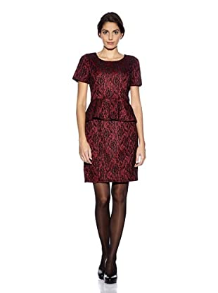 Uttam Boutique Kleid Lace (Plum)