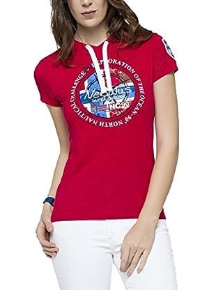 Nebulus T-Shirt Manica Corta Lillesand