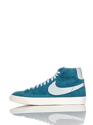 Nike Zapatillas Blazer Mid Prm (Vntg Suede) (Azul Grisáceo)
