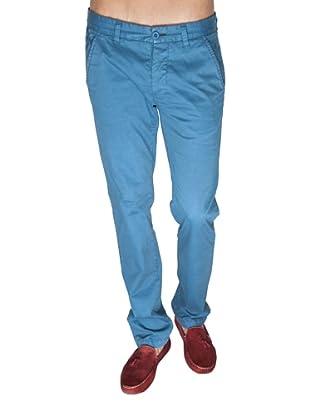 Giorgio Di Mare Pantalón Armand (Azul Medio)