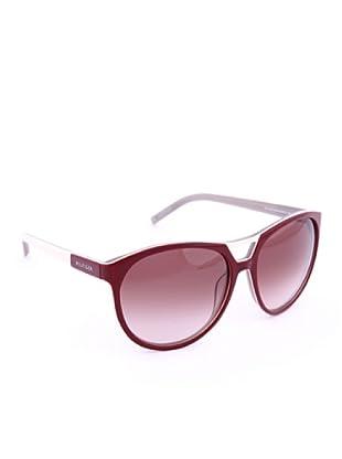 Tommy Hilfiger Gafas de Sol  Rojo / Blanco / Gris