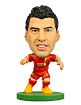 Soccerstarz Luis Suarez Home Kit Figure