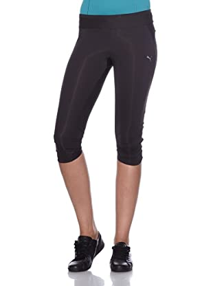 PUMA 3/4 Trainingshose TP Tight (Schwarz)