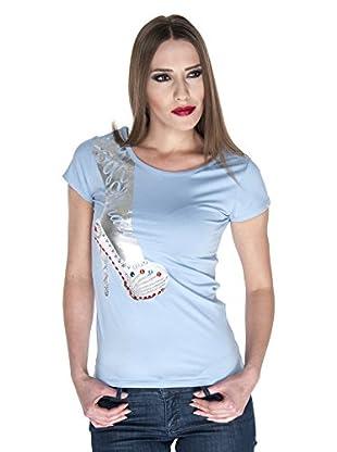Giorgio Di Mare Camiseta (Azul Claro)