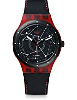 Swatch SUTR400 Sistem51 - Sistem Red Watch