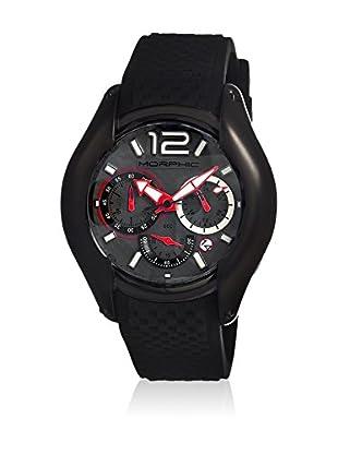 Morphic Reloj con movimiento cuarzo japonés Mph0308 Negro 46  mm