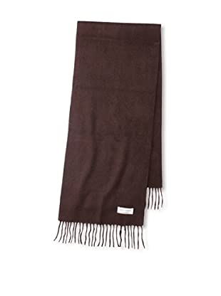 Joseph Abboud Men's Solid Scarf (Brown)