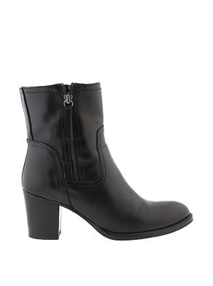 Paco Herrero Zapatos Botin (Negro)