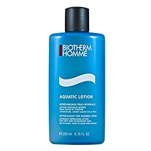 Homme Aquatic After Shave Lotion (Normal Skin) 200ml/6.76oz