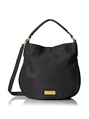 Marc by Marc Jacobs Women's Q Hillier Hobo, Black, One Size