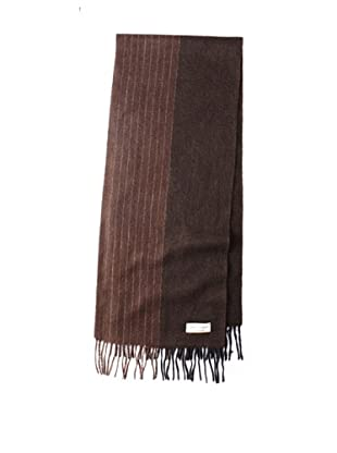 Joseph Abboud Men's Dual Scarf (Brown)