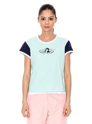 Iguana T-Shirt Akron (Hellblau)