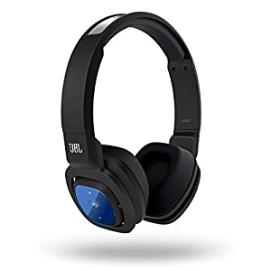 JBL J56 BT Bluetooth Wireless On-Ear Stereo Headphone, Black