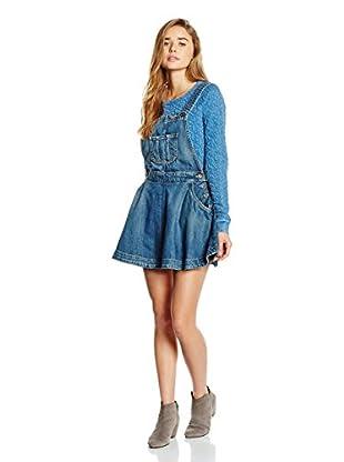Pepe Jeans London Vestido Elza Denim XL