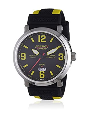 Formex 4 Speed Quarzuhr Ts725 schwarz/gelb 46 mm