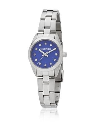 K&Bros  Reloj 9186 (Azul)