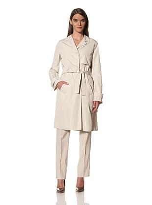 JIL SANDER Women's Modern Trench Coat