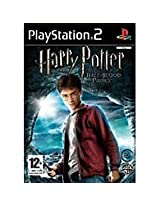 Harry Potter And The Half Blood Prince (PS2)
