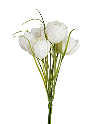 ESPECIAL SAN VALENTIN Set Flor Artificial 7 Uds.