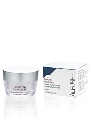 Alpure Crema Día Antiarrugas Rostro y Cuello SPF 15 50 ml Bio Alpine-