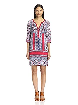 Hale Bob Women's Dress with Lacing