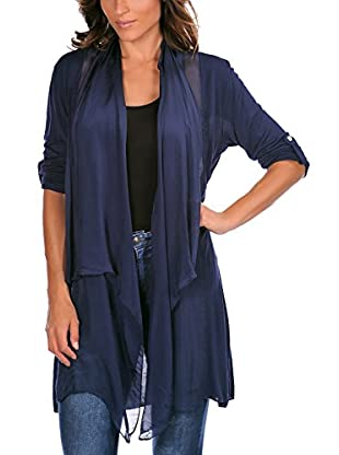 Special Silk by Bleu Marine Cardigan Laurence