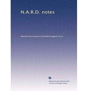 【クリックでお店のこの商品のページへ】N.A.R.D. notes (Vol.70) [ペーパーバック]