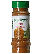 Mother Organic Garam Masala Powder Bottle, 100g