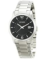 Citizen Analog Black Dial Men's Watch - BD0020-54E