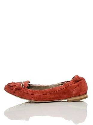 Furla Bailarinas Topazio (Rojo)