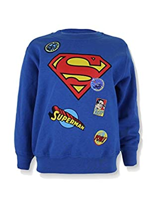DC Comics Felpa Superman Badge