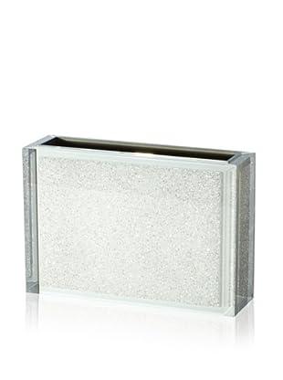 Implexions Crystal Infinity Wide Vase (Crystal)