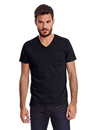 Paul Stragas Camiseta Kenneth (Negro)