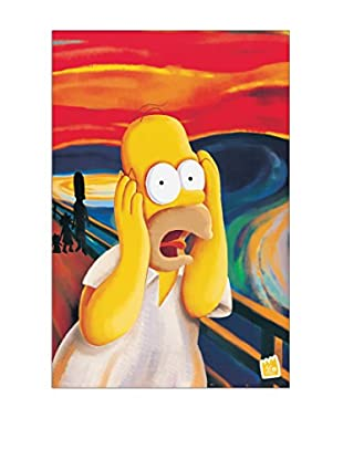 ARTOPWEB Panel Decorativo Homer L