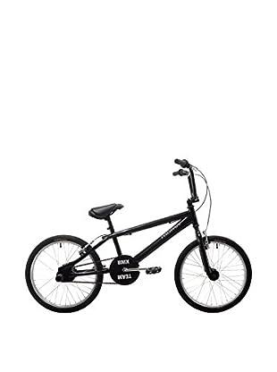 MOMA BIKES Bicicletta Bmx 20 Hi-Ten Nero